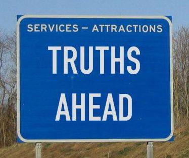 truths ahead image